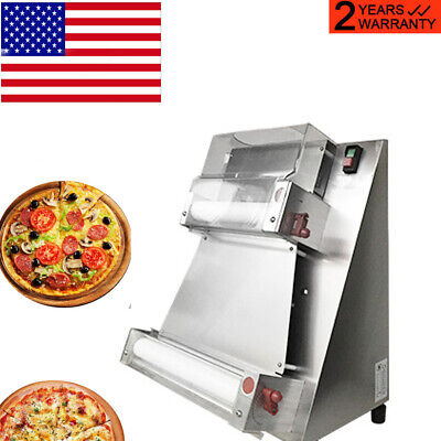 Electric Automatic Pizza Dough Roller Sheeter Machinepizza Making Machine Sale