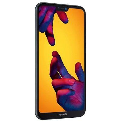 Huawei P20 Lite black Smartphone 64GB Dualkamera Fingerabdrucksensor