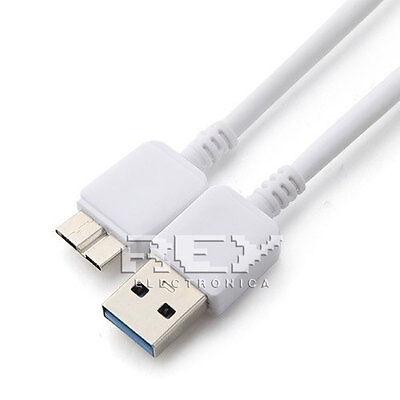 Cable MICRO USB 3.0 a USB para Carga y Sincronización de Datos,...