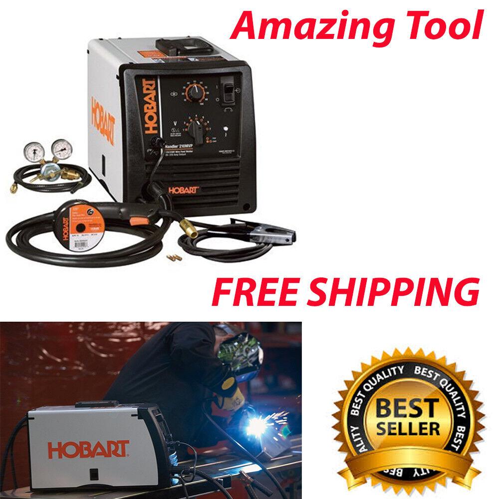 Hobart Handler 210MVP MIG Welder 500553 Powerful welding por