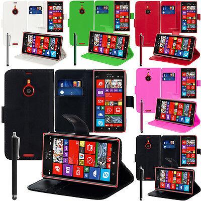 Protective Case for Nokia Lumia 1520/RM-937 Phone Briefcase Flip Case Case ()
