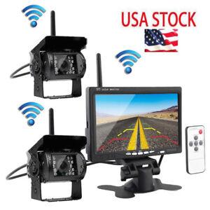 RV Wireless Backup Camera | eBay