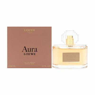 Aura Loewe by Loewe for Women 2.7 oz Eau de Parfum Spray Brand New