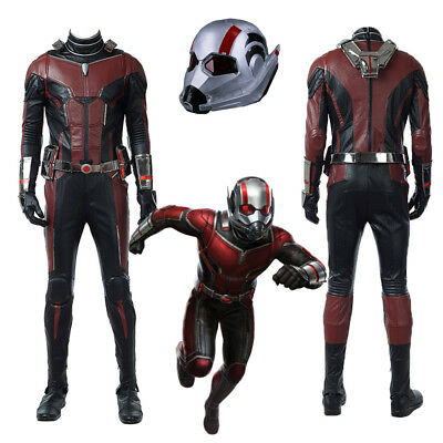 Ant-Man and the Wasp Scott Lang Cosplay - Ant Man Costume