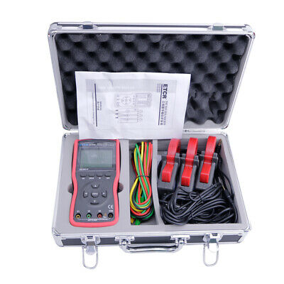 Etcr4700 Three Phase Digital Phase Volt-ampere Clamp Meter