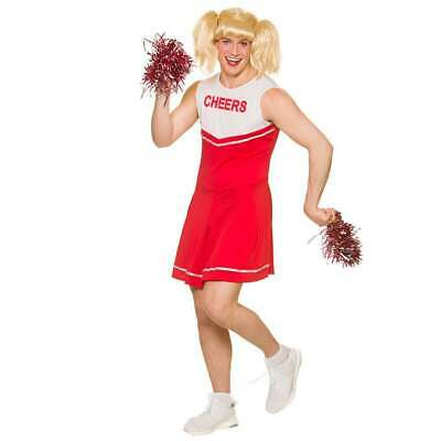 HOT CHEERLEADER FANCY DRESS - Hot Cheerleader Kostüm