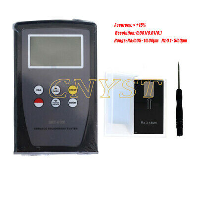 Digital Surface Roughness Tester Roughness Gauge Meter With Parameter Ra Rz