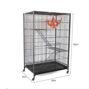 Large 3 Level Cat / Ferret / Pet Cage East Victoria Park Victoria Park Area Preview