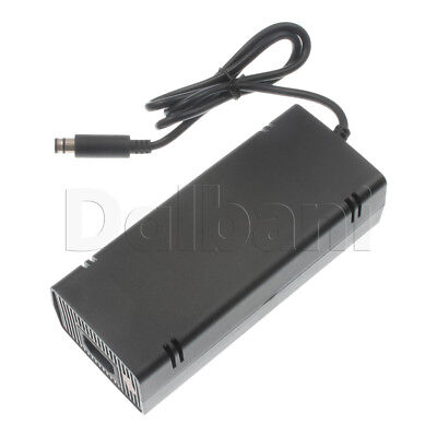 Original Microsoft Xbox 360E Power Supply AC Adapter, used for sale  Shipping to India
