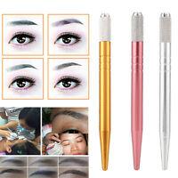 Microblading Tattoo Machine Tools Permanent Makeup Eyebrow Tattoo Manual Pen - unbranded - ebay.co.uk