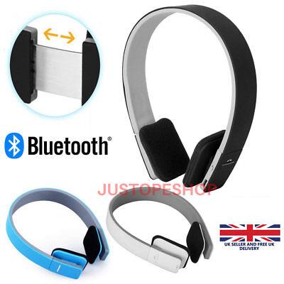 R4 Bluetooth Wireless headphones Stereo Headset For Samsung iPhone iPad Sony LG
