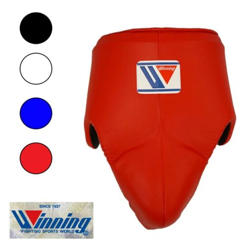 WINNING Boxing Groin Protector CPS-500 Standard 4colors Size M/L made in Japan