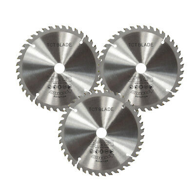 165mm 40t 20mm Bore Circular Saw Blade Disc For Wood Metal Cutting Cutter Tool