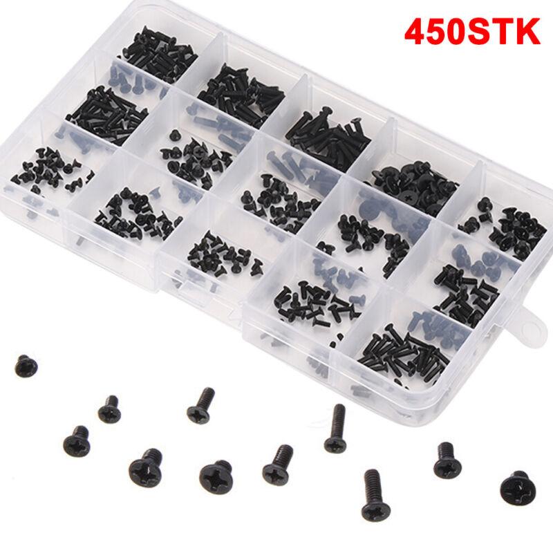 450stk Verschieden Schrauben Screw Assorted Set für Laptop handy Zubehör