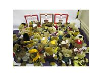 The Teddy Bear Collection Full Set Of 80
