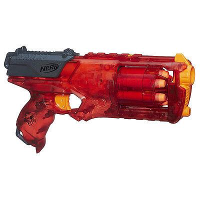 NERF N-Strike Elite Sonic Fire Strongarm Blaster, Toy Foam Dart Gun