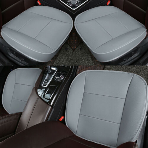 Universal Car Seat Cover Leather Breathable Protector Auto Front Seat Cover Mat
