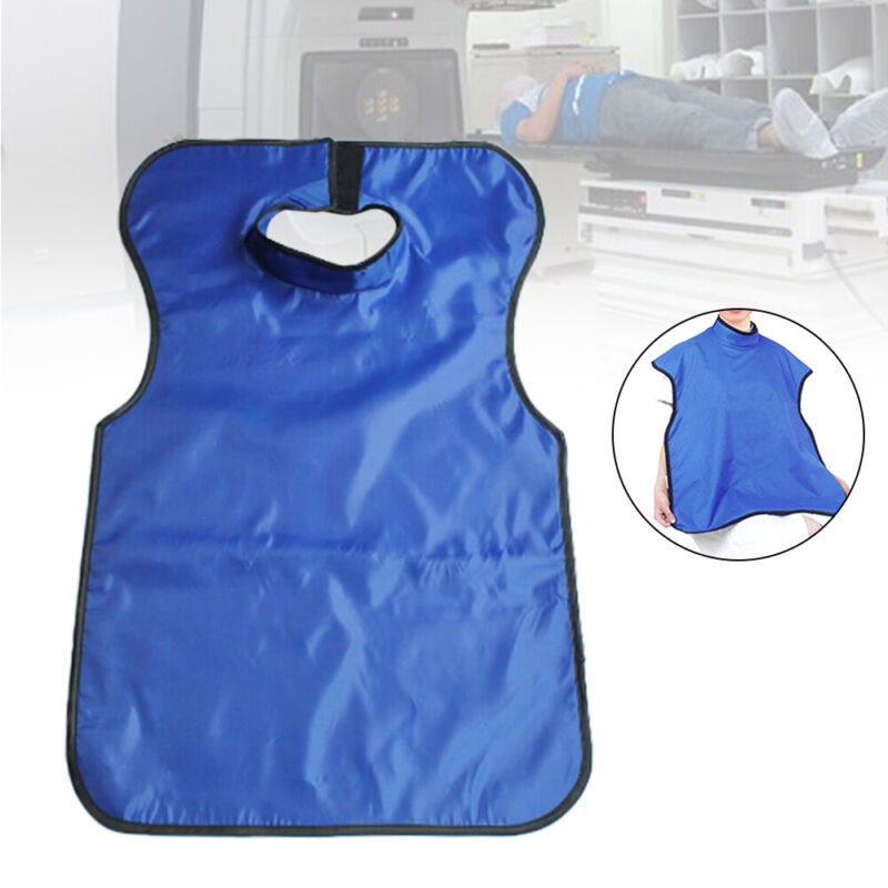 1pc 0.5mmpb Lead Apron X-Ray Protective Vest Hospital Clinic Shielding Apparel