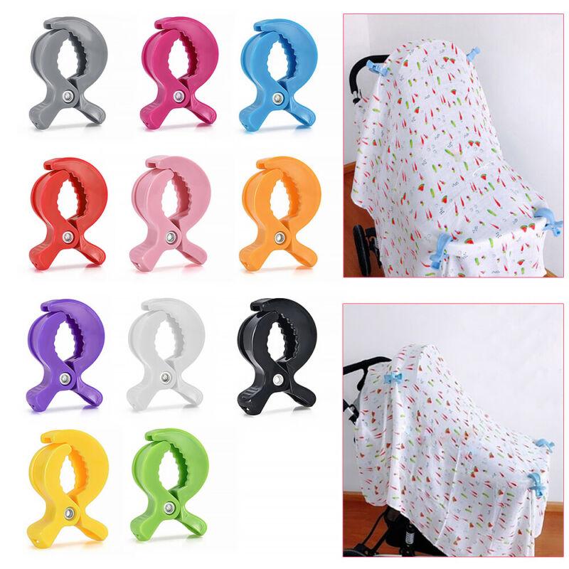 Toy Lamp Cover Blanket Clips Pram Stroller Peg To Hook Baby