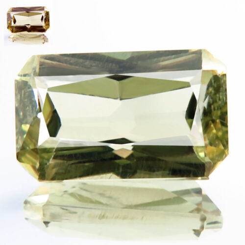 3.36ct WOW FANTASTIC RARE NATURAL COLOR CHANGE DIASPORE FROM TURKEY DON