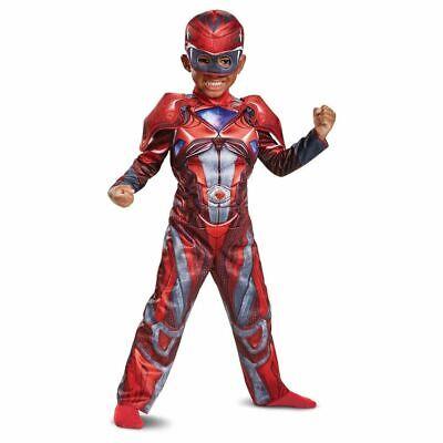 Power Rangers Kinder Fasching Halloween Karneval Kostüm Jungen - Power Ranger Kostüme Kinder