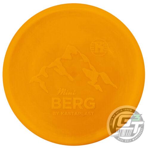 """Kastaplast BERG Disc Golf 4"""" Mini Marker - COLORS WILL VARY"""