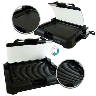 Smokeless Indoor Electric Grill 1800 Watts XL Non-Stick BBQ