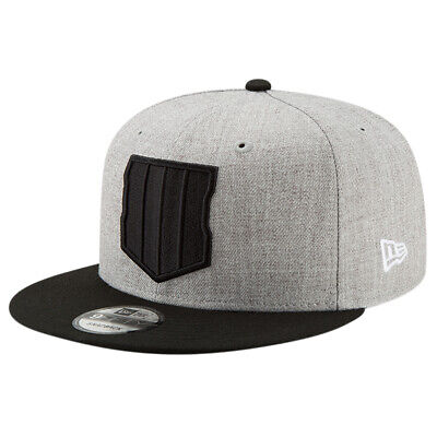 New Era 9Fifty COD Black Ops 4 Cap - Grey / Black