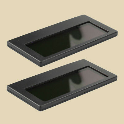 2x 4-14x2 Solar Auto Darkening Welding Lens Filter Shade Protector Guard 3-11