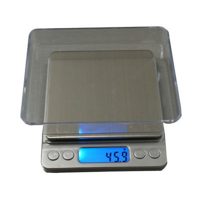 Precision 3000g 0.1g Digital Scale Balances Weight Jewelry Food Diet Postal OZ