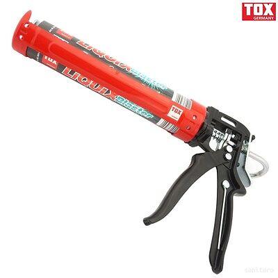 TOX Liquix Blaster Kartuschenpresse Silikonspritze Auspresspistole Silikonpresse