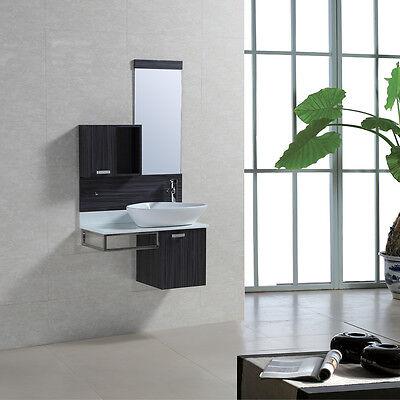 Badmöbel-Set Badezimmermöbel Waschbeckenunterschrank Waschtischunterschrank