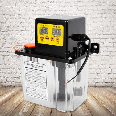 Lubrication Pump Automatic Lubricating Oil Pump Oiler Nc Pump 110v 50cc Min Us