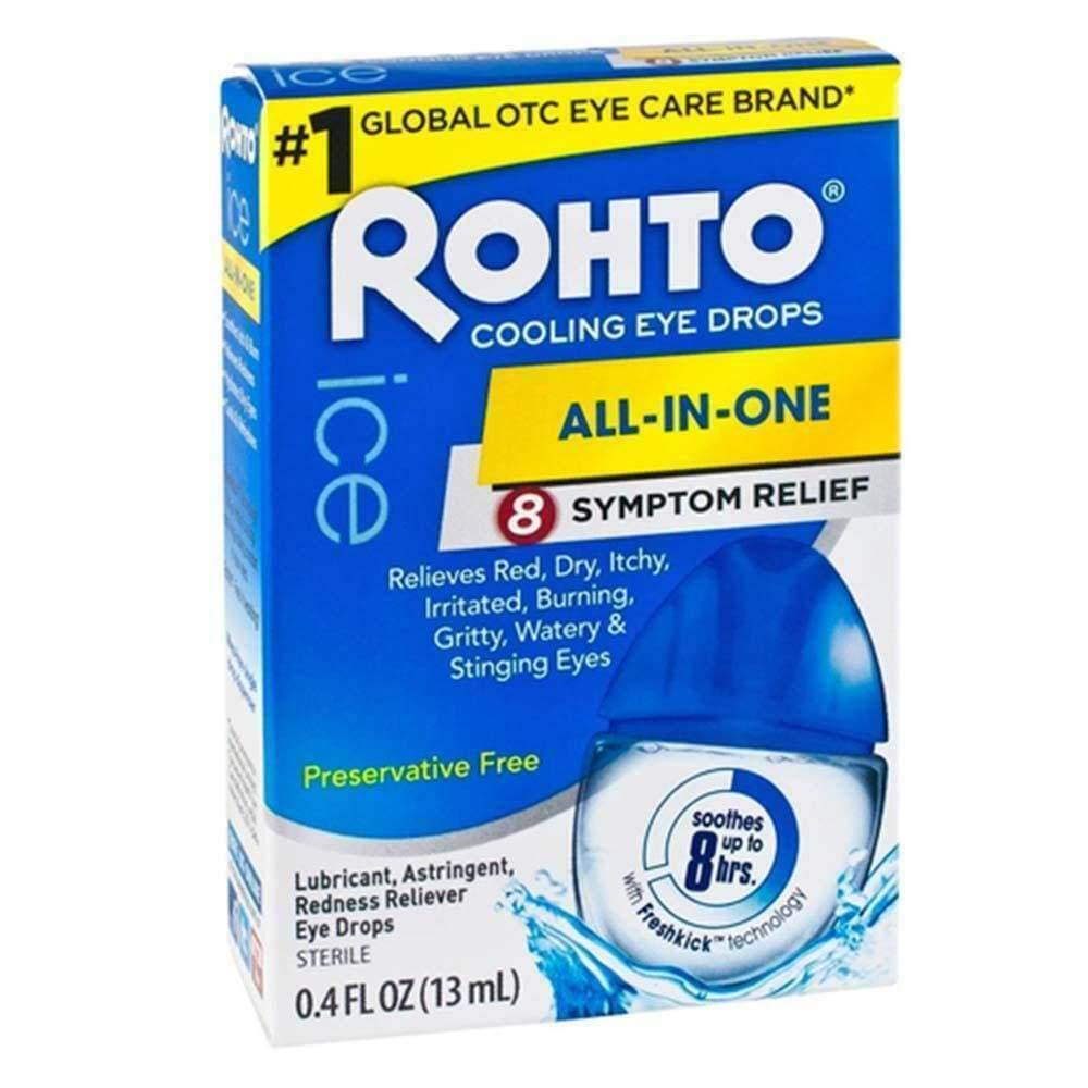 Rohto Ice Redness Relief .4 fl oz