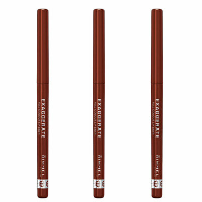 Rimmel Exaggerate Lip Liner, Epic  0.01 oz