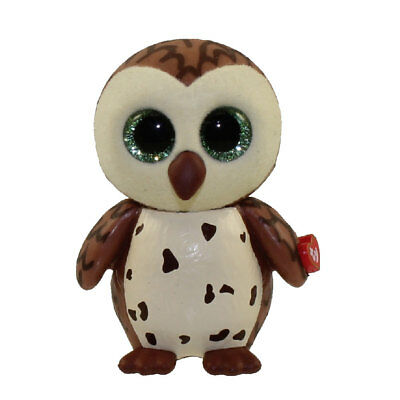 Ty Beanie Boos   Mini Boo Collectible Figures   Sammy The Brown Owl  2 Inch