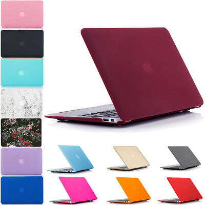 "Hard Case Cover Plastic Shell for Apple Macbook Air 11.6"" 11 inch A1370 A1465"