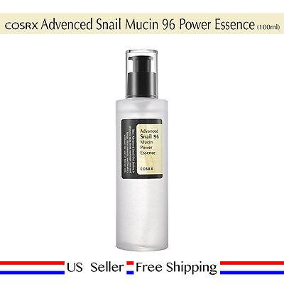 COSRX Advanced Snail 96 Mucin Power Essence 100ml + Free Sample [US Seller]