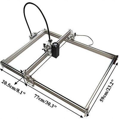 Laseraxe Laser Engraving Machine Cutting Plotter Mini Engraving 50 X 65cm 500mw