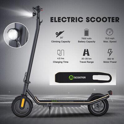 Megawheels S11 Scooter - Patinete eléctrico plegable, 25km alcance, 25km/h, 350W
