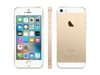Swap mint condition iPhone se unlocked gold 16gb