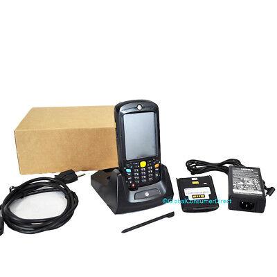 Motorola Mc65 Mc659b 1d2d Wm6.5 Gsm Cdma Barcode Scanner Cradle