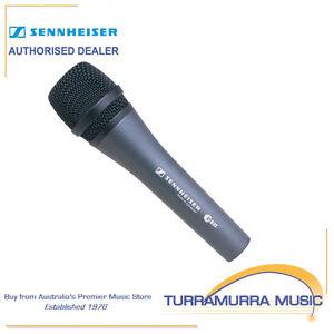 Sennheiser E835 Dynamic Cardioid Live Vocal Microphone