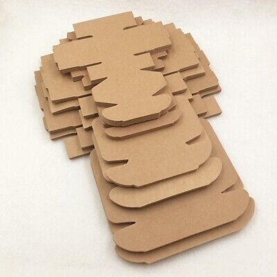 Small Kraft Cardboard Packing Gift Box 24pcs