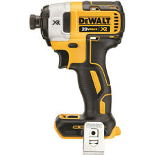DEWALT 20V MAX XR Li-Ion 1/4 in. 3-Speed Impact Driver (BT) DCF887B New