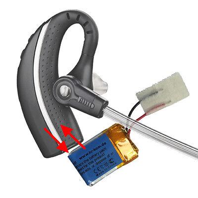 Cs70 N Headset (Headset Akku für Plantronics CS530)