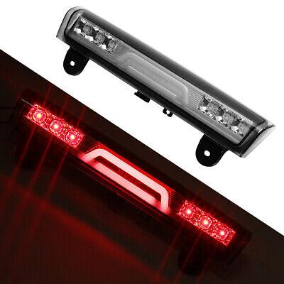 3D LED Bar Third 3rd Red Tail Brake Light  For 00 to 06 Tahoe Yukon XL Suburban Red Led 3rd Brake Light