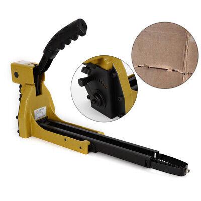 Manual Carton Closing Box Stapler Packing Sealer Carton Pneumatic Nail Gun Usa