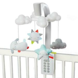 NEW Skip Hop Baby Crib Mobile, Moonlight  Melodies With Projection, Clouds Condtion: New