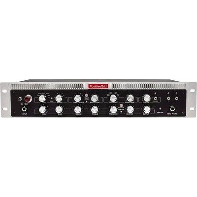 Positive Grid BIAS Rack 600W Rackmount Guitar/Bass Amp Match Amplifier Powered 600w Bass Amp Head